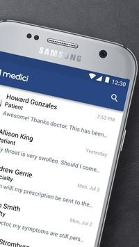 Medici for Doctors - Connect With Your Patients screenshot 1