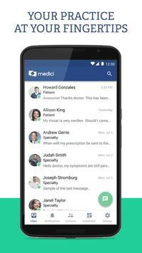 Medici for Doctors - Connect With Your Patients screenshot 3