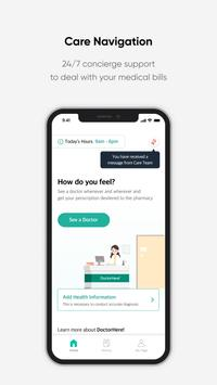 DoctorHere | Your Personal Doctor скриншот 7