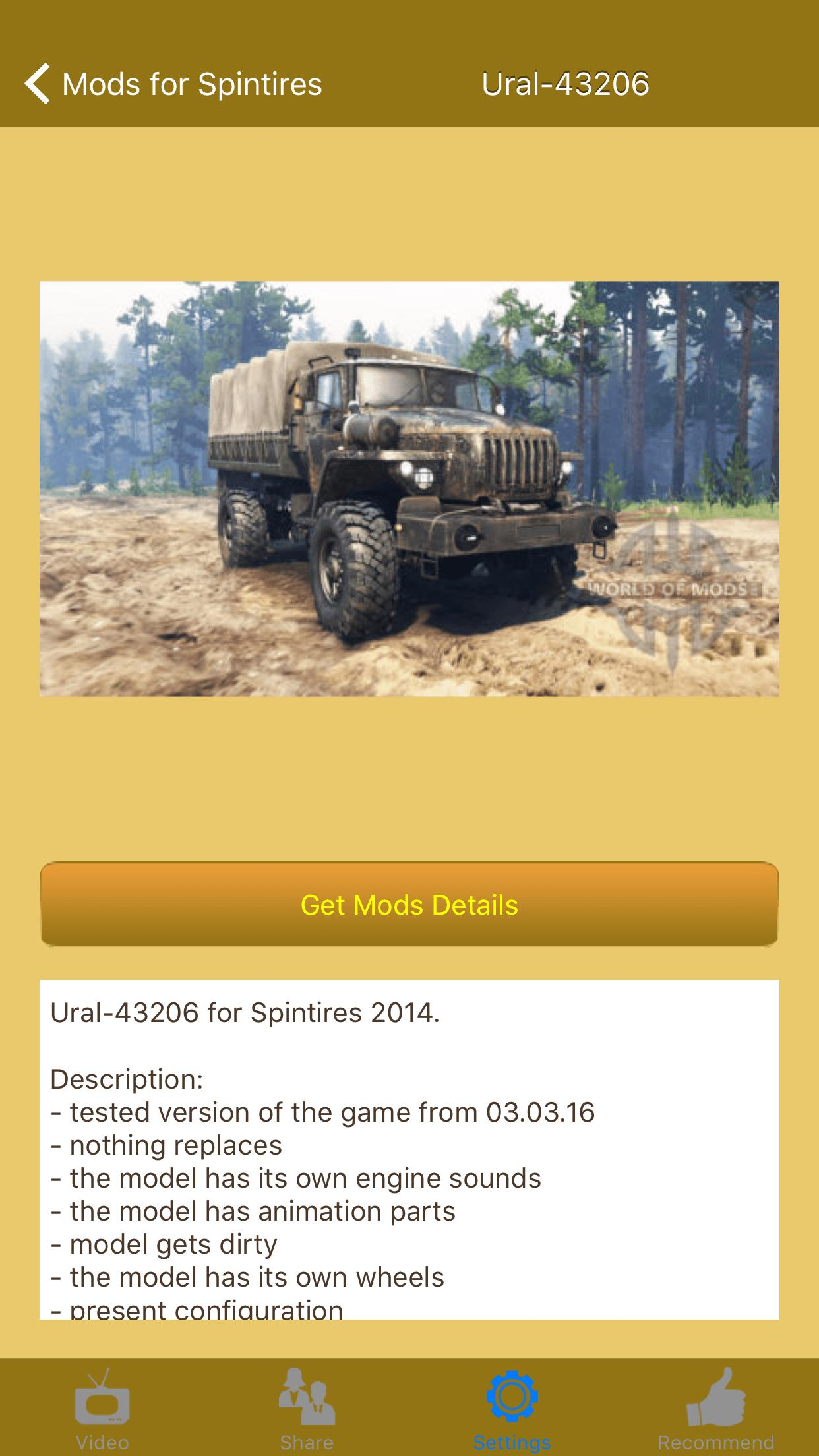 SPINTIRES GRATUIT TÉLÉCHARGER ANDROID