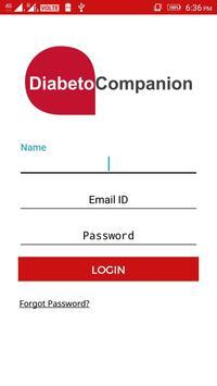 DiabetoCompanion poster