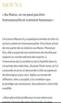 SEXE ET MENSONGE - LA VIE SEXUELLE AU MAROC screenshot 1