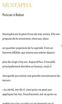 SEXE ET MENSONGE - LA VIE SEXUELLE AU MAROC screenshot 2