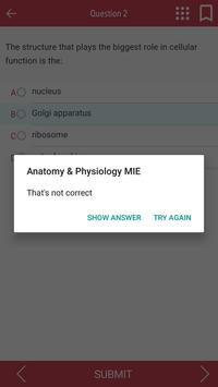 Anatomy & Physiology MIE NCLEX screenshot 4