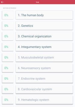 Anatomy & Physiology MIE NCLEX screenshot 9