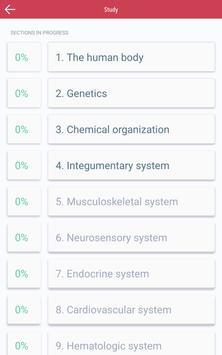 Anatomy & Physiology MIE NCLEX screenshot 17