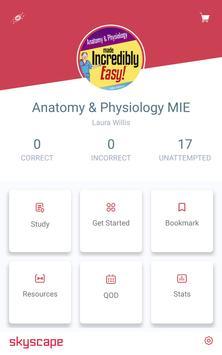 Anatomy & Physiology MIE NCLEX screenshot 16