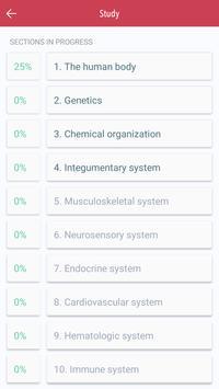 Anatomy & Physiology MIE NCLEX screenshot 1