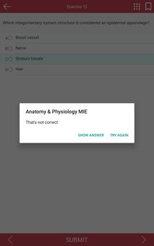 Anatomy & Physiology MIE NCLEX screenshot 20