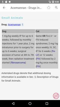 HBK of Veterinary Drugs for Dogs, Cats, Horses... screenshot 4