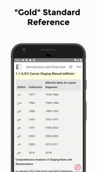 TNM Cancer Staging Manual screenshot 1