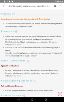 Clinical Nursing Skills - Step-by-step directions screenshot 15