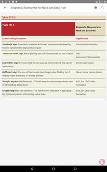Tintinalli's Emergency Medicine Manual App تصوير الشاشة 8