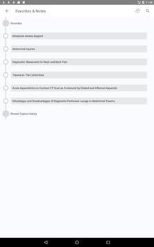 Tintinalli's Emergency Medicine Manual App تصوير الشاشة 12