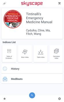 Tintinalli's Emergency Medicine Manual App تصوير الشاشة 13