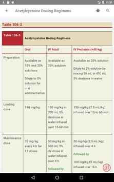 Tintinalli's Emergency Medicine Manual App تصوير الشاشة 16
