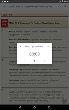 Tintinalli's Emergency Medicine Manual App تصوير الشاشة 19
