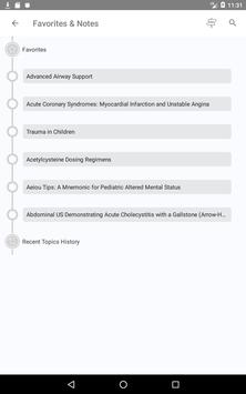 Tintinalli's Emergency Medicine Manual App تصوير الشاشة 20