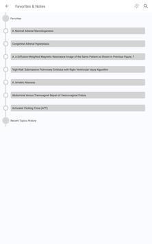 """Ferri's Clinical Advisor """"5 books in 1"""" format App Ekran Görüntüsü 12"""