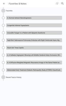"""Ferri's Clinical Advisor """"5 books in 1"""" format App Ekran Görüntüsü 20"""