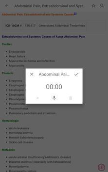 """Ferri's Clinical Advisor """"5 books in 1"""" format App Ekran Görüntüsü 19"""