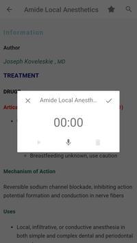 5 Minute Anesthesia Consult - 480 Distinct Topics screenshot 3