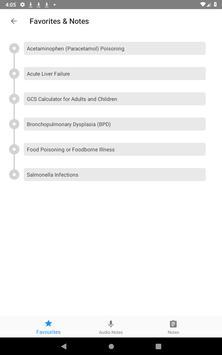 5 Minute Pediatric Consult - 500+ essential topics screenshot 23