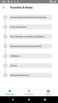 5 Minute Pediatric Consult - 500+ essential topics screenshot 7