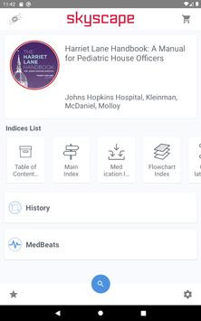 Harriet Lane Handbook Pediatric Drug Formulary App imagem de tela 5