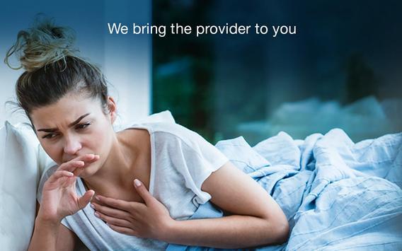 MedStar eVisit - See a provider 24/7 Ekran Görüntüsü 5