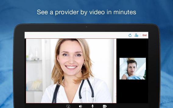 MedStar eVisit - See a provider 24/7 Ekran Görüntüsü 7