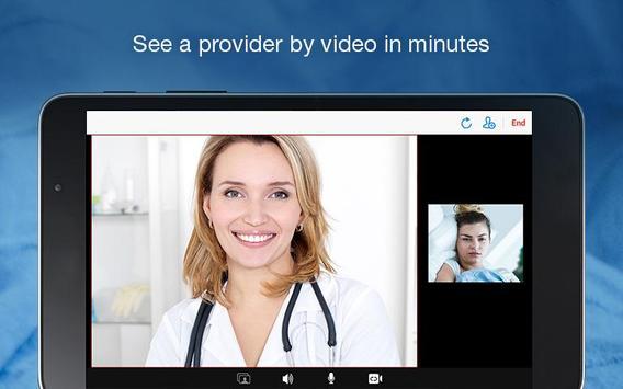 MedStar eVisit - See a provider 24/7 Ekran Görüntüsü 11