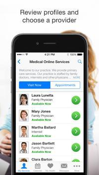 MedStar eVisit - See a provider 24/7 скриншот 1