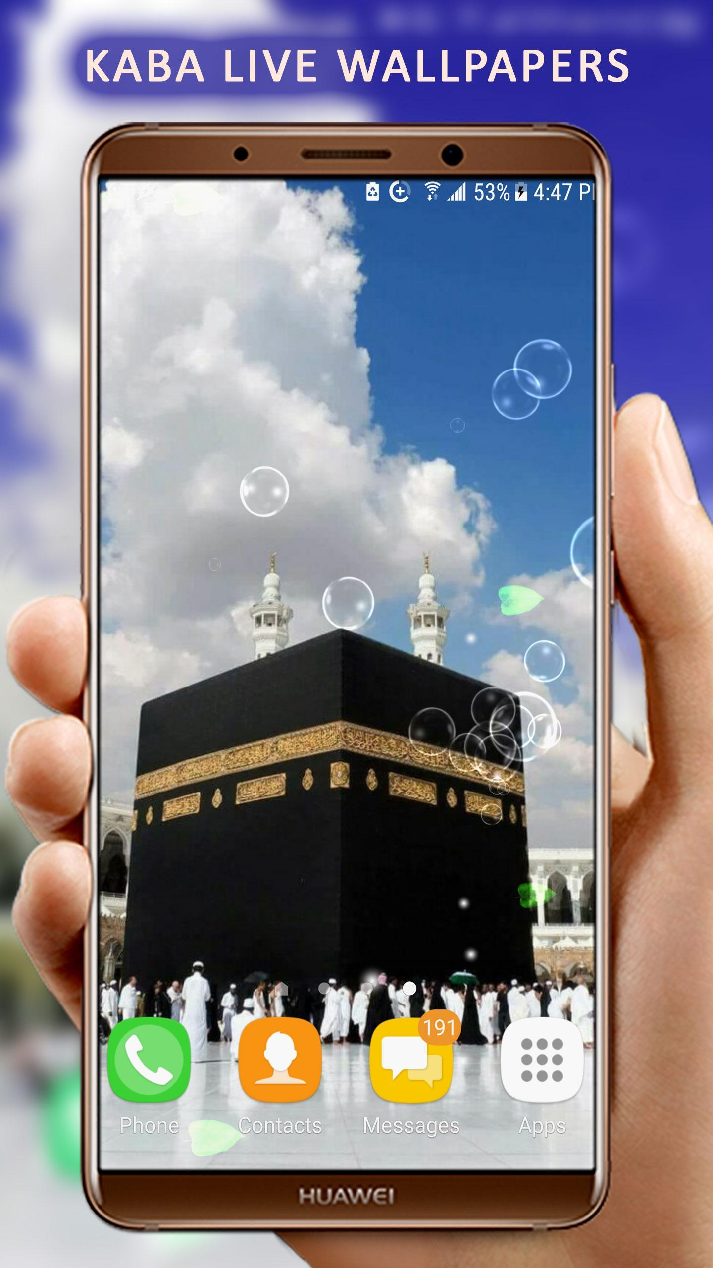 Kaaba Live Wallpaper Free Mecca Backgrounds Hd For Android