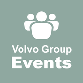 Volvo Group Meetings icon