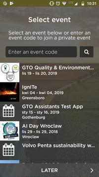 Volvo Group Meetings screenshot 10