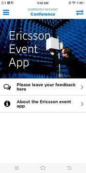Ericsson screenshot 1