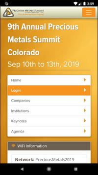 Precious Metals Summit screenshot 2