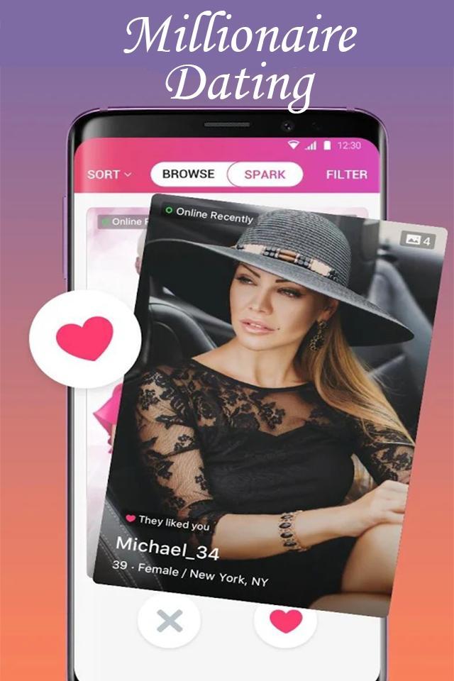 millionaire singles online dating