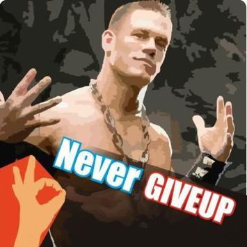 John Cena 4K Wallpaper wwe poster