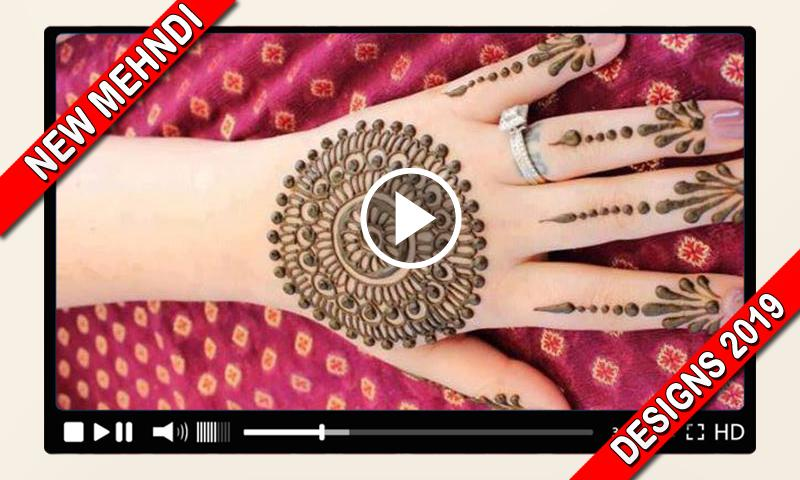 Simple Mehndi Designs Videos Tutorial 2019 Mehndi for