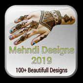 Mehndi Designs-2019(100+ Designs & Offline App) icon