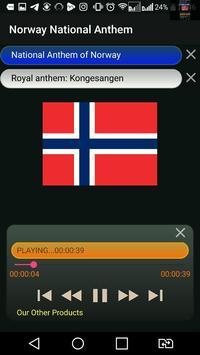 National Anthem Of Norway screenshot 1