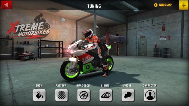 Xtreme Motorbikes الملصق