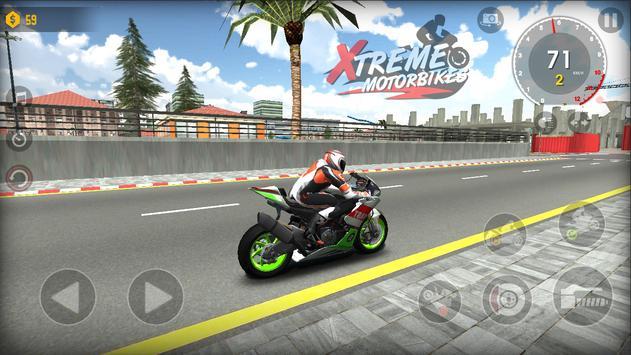 Xtreme Motorbikes تصوير الشاشة 1