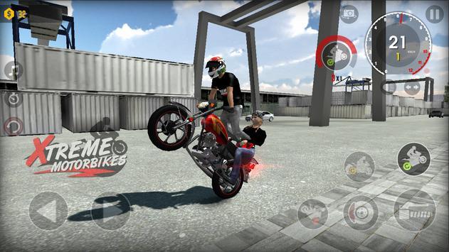 Xtreme Motorbikes تصوير الشاشة 2