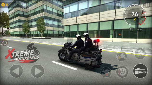 Xtreme Motorbikes تصوير الشاشة 3