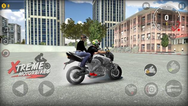 Xtreme Motorbikes تصوير الشاشة 4