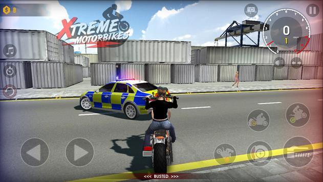 Xtreme Motorbikes تصوير الشاشة 5