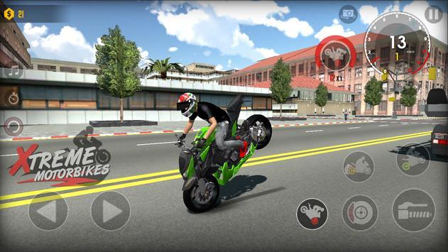Xtreme Motorbikes تصوير الشاشة 6